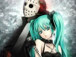 Jason and miku