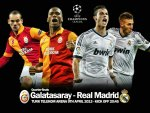 Galatasaray - Real-Madrid
