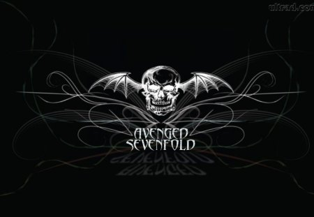 Avenged Sevenfold - sevenfold, metal, avenged, bands, logos