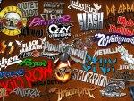 bands logo's