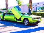 green limo