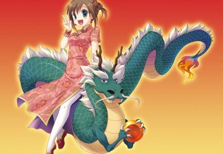 Chinese Dragon - Other & Anime Background Wallpapers on ...