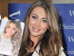 Lauren Goodger with her own story book