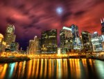 Night Chicago