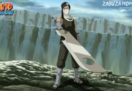 Zabuza Momochi Naruto Anime Background Wallpapers On Desktop Nexus Image 1420191