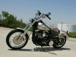 Harley Davidson Dyna FXDB Super Glide