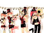 Vocaloid Marching Band