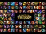 League of Legends Champion Collage