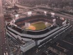 Old Tigers stadium, Detroit, MI