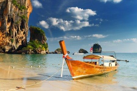 boat - water, sea, oceans, boat