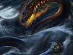 Jormungandr Serpent