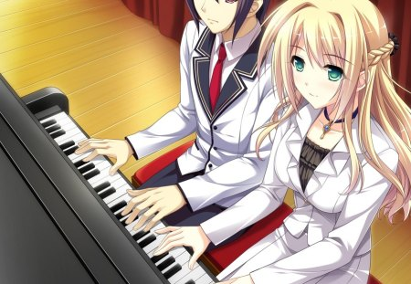 Melody Of Love Other Anime Background Wallpapers On Desktop Nexus Image 1423642