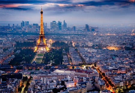 Beautiful Paris And The Eiffel Tower Monuments Architecture Background Wallpapers On Desktop Nexus Image 1423770