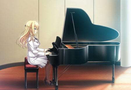 piano other amp anime background wallpapers on desktop