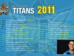 Gold,Coast,Titans,Draw,2011