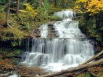 Wagner Falls, Alger County, Michigan
