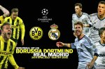 Borussia Dortmund-Real Madrid