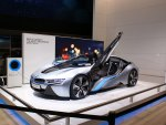 BMW i8 Electric Concept Vehicle