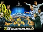 Borussia Dortmund - real madrid 2013