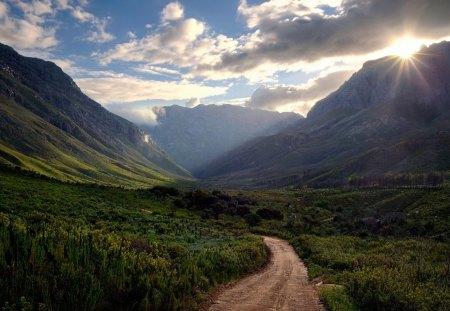Fantastic Jonkershoek Reserve In South Africa Lakes