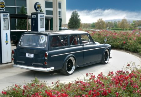Volvo Amazon 600hp 1967 - volvo, 600hp, amazon, 1967