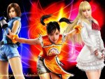 Tekken Schoolgirls