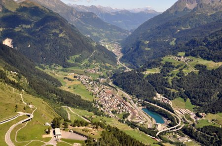 Swiss Villages In Awesome Alp Valley Mountains Nature Images, Photos, Reviews