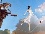 Sky Ballet Dancer