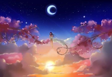Love Crescent Moon.✼