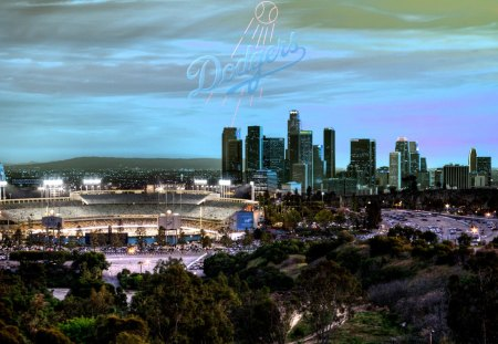 Los Angeles Dodgers Baseball Sports Background Wallpapers On Desktop Nexus Image 1433873