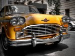 fantastic vintage new york city taxi