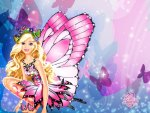 ✼Cute Barbie Butterfly✼
