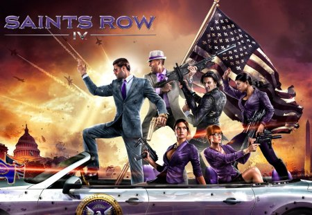 Saints Row IV - Saints Row IV, ps3, Saints Row, game, Volition, xbox 360, Saints, pc
