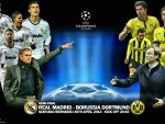 Real-Madrid - Borussia Dortmund