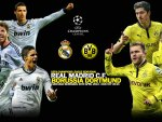 Real Madrid - Borussia Dortmund champions league semi-final 2013