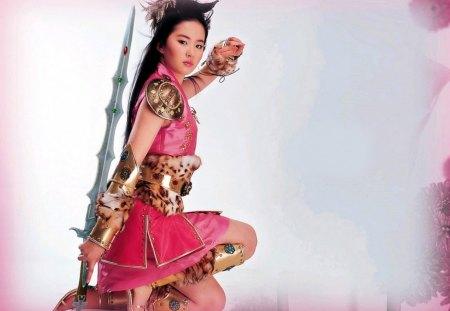 liu yi fei - model, celebrity, liu yi fei, people, actress
