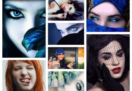 Beautiful Girls Models Female People Background Wallpapers On Desktop Nexus Image 1438003