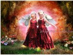 ✼.Red Binoculars Fairies.✼