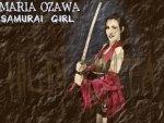 Samurai Girl - Maria Ozawa