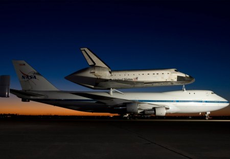 space shuttle - fun, cool, shuttle, aircraft, space