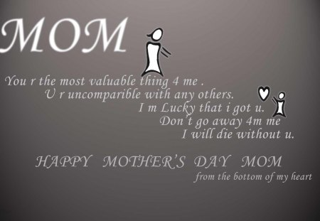 mothers day quotes - mothers, quotes, day, love