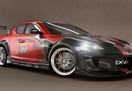 Rx 8 Racing Car Mazda Cars Background Wallpapers On Desktop