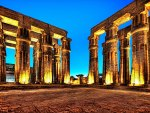 Egyptian Temple Ruins