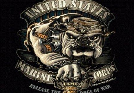 USMC - usmc, war, marine corps, kill, army