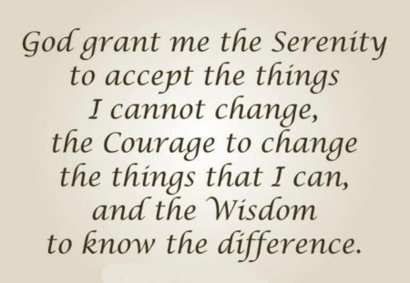 Serenity Prayer Other Abstract Background Wallpapers On Desktop