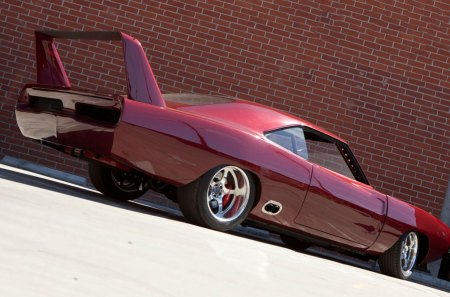 Fast & Furious Charger - Classic, 1969, Wing, Mopar