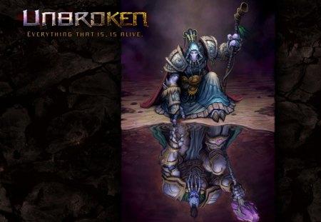 The Unbroken World Of Warcraft Video Games Background