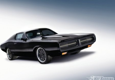1972 Dodge Charger - Dodge, 1972, Charger, car