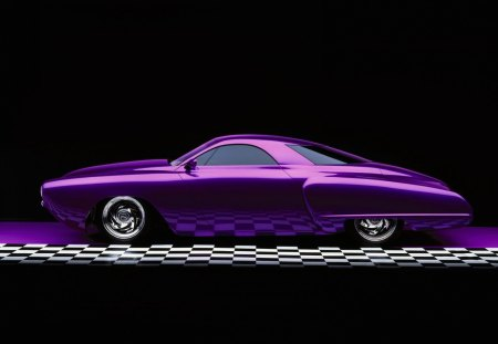 Muscle Car Concept Other Cars Background Wallpapers On Desktop