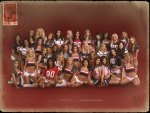 Houston Texans 2006 Cheerleaders